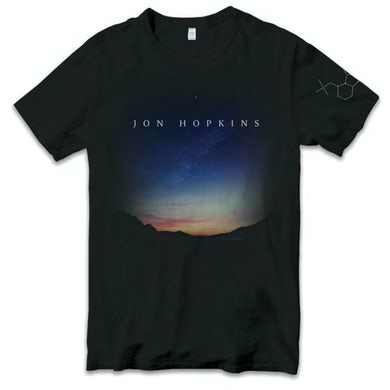 Jon Hopkins Album Tee - Unisex