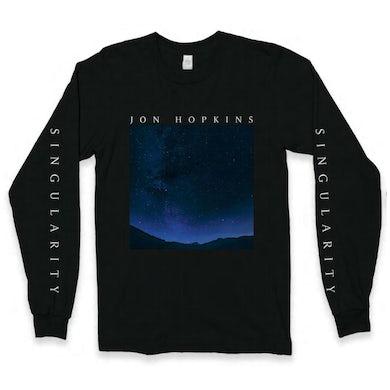 Jon Hopkins Luminous Beings Longsleeve Tee