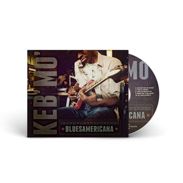 Keb' Mo' Bluesamericana CD