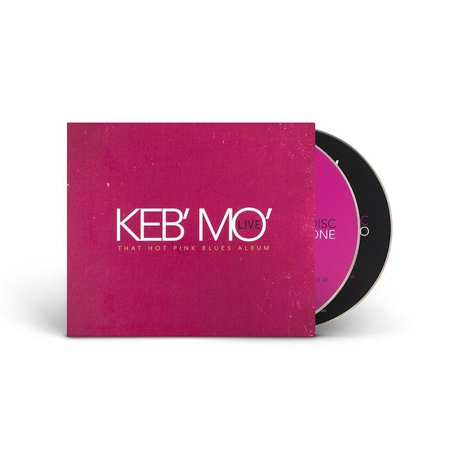 Keb' Mo' That Hot Pink Blues Album CD