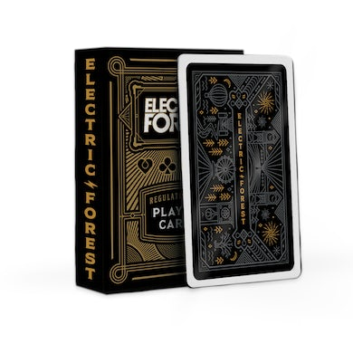 Electric Forest Festival Playing Cards
