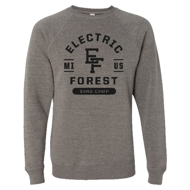Electric Forest Festival Electric Forest Band Camp Crewneck Sweat
