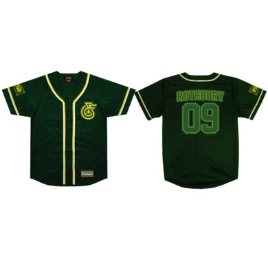 Electric Forest Festival Monogram Baseball Jersey
