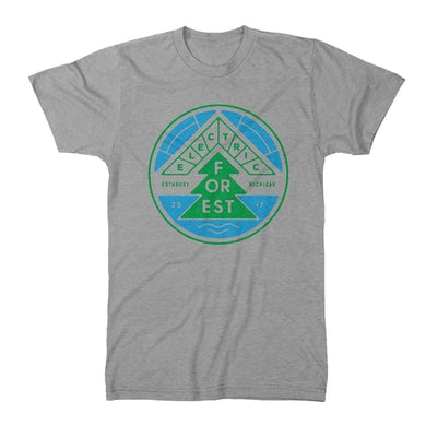 Electric Forest Festival Forest Sunrise Tee