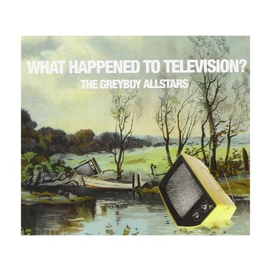Greyboy Allstars What Happened to Television? CD