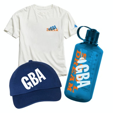 Greyboy Allstars Soul Dream Super Bundle; T-shirt, Hat, Nalgene