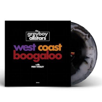Greyboy Allstars West Coast Boogaloo Marble Vinyl