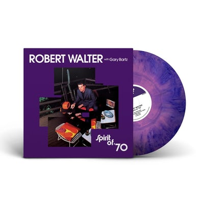 Robert Walter's Spirit of '70 Purple Smoke Vinyl