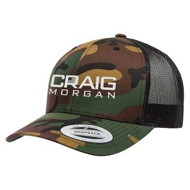 Craig Morgan Camo Trucker Hat