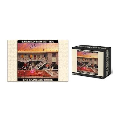 TC3 TABASCO & SWEET TEA ALBUM COVER JIGSAW PUZZLE