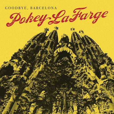 """Goodbye Barcelona 7"""" Vinyl"""