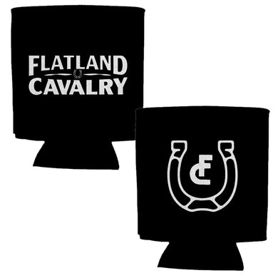 Flatland Cavalry Black Logo Coolie