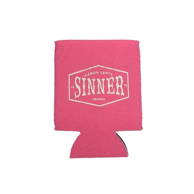 Aaron Lewis Hot Pink Can Coolie