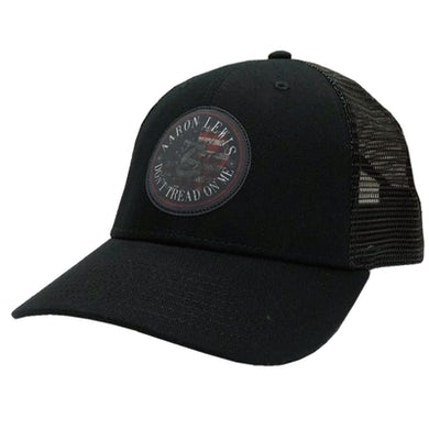 Aaron Lewis Black Don't Tread On Me Ballcap