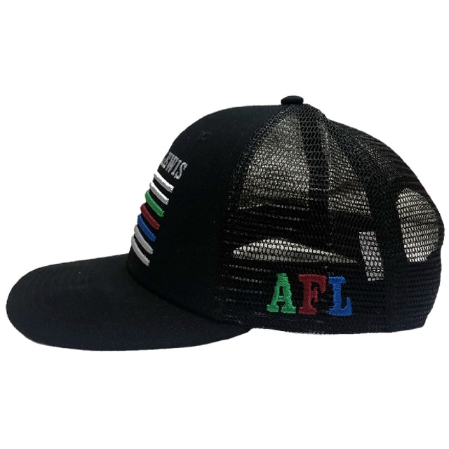 Aaron Lewis First Responders Black Ballcap
