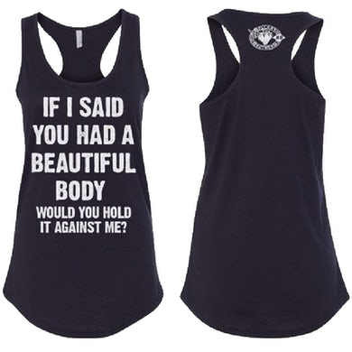 Bellamy Brothers Black Racerback Tank