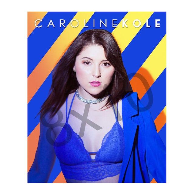 Caroline Kole 8x10- Pretty in Blue