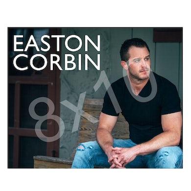 Easton Corbin 8x10- Black Shirt