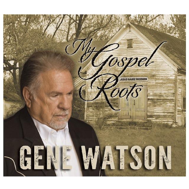 Gene Watson CD- My Gospel Roots