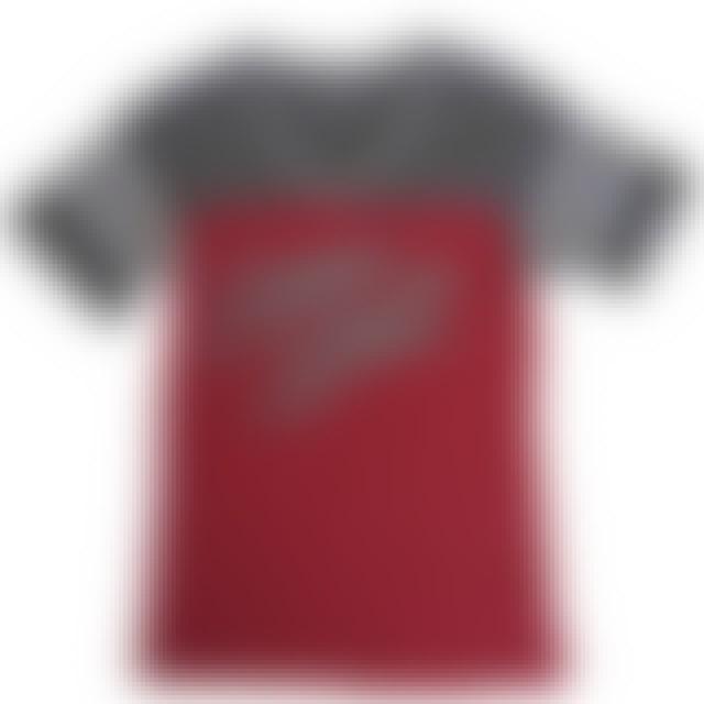 George Strait Red and Grey Athletic Shirt