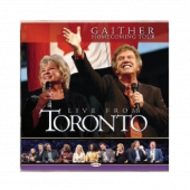 Guy Penrod Gaither Homecoming CD- Live From Toronto