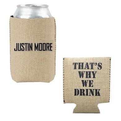 Justin Moore Burlap Coolie