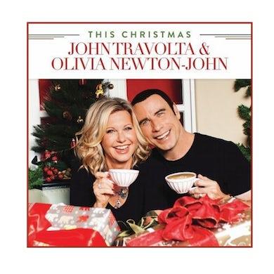 Olivia Newton John CD- This Christmas (with John Travolta)
