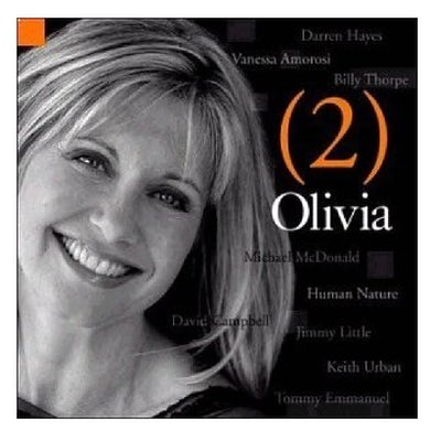 Olivia Newton John 2 CD