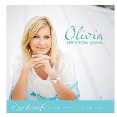 Olivia Newton John CD- Portraits