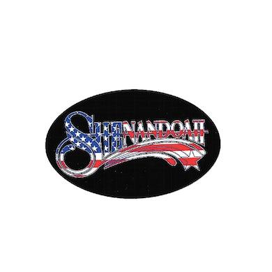 Shenandoah Oval Sticker
