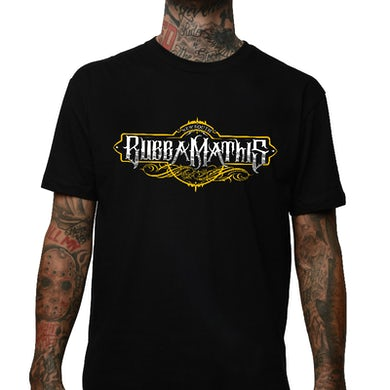 Slumerican Bubba Mathis Black New South Tee