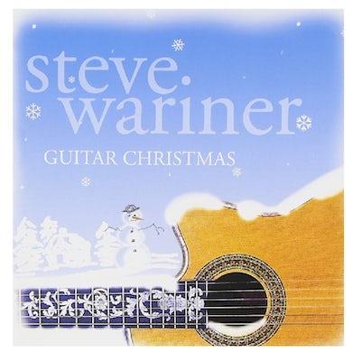 Steve Wariner CD- Guitar Christmas