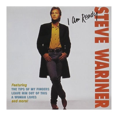Steve Wariner CD- I Am Ready