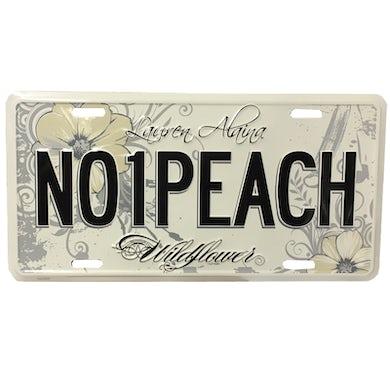 Lauren Alaina License Plate