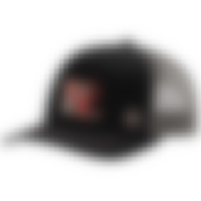 Adam Sanders Black and Charcoal Ballcap