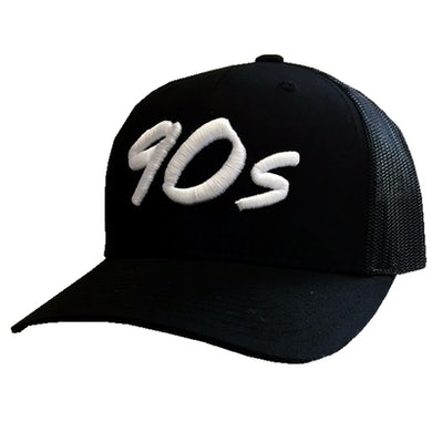 Adam Sanders The Best Decade in Country Music Black Mesh Ballcap
