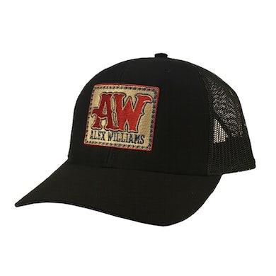 Alex Williams Black Ballcap