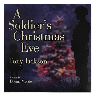 Tony Jackson A Soldier's Christmas Eve Single