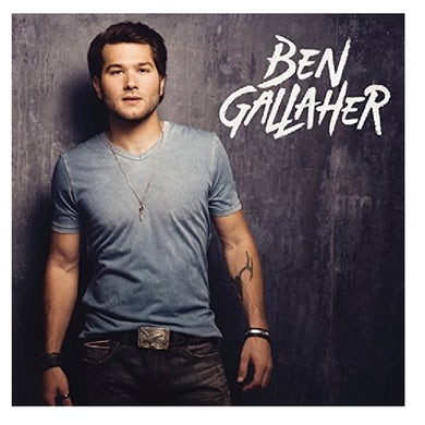 Ben Gallaher Self Titled EP (Vinyl)