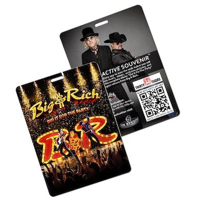 Big & Rich Big and Rich iDitty Card