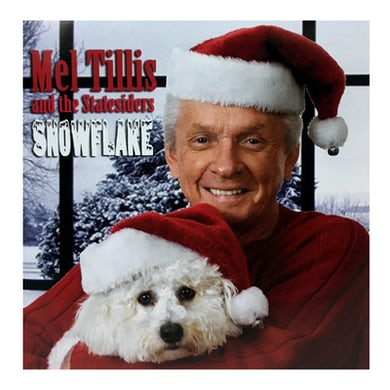 Mel Tillis and the Statesiders CD- Snowflake