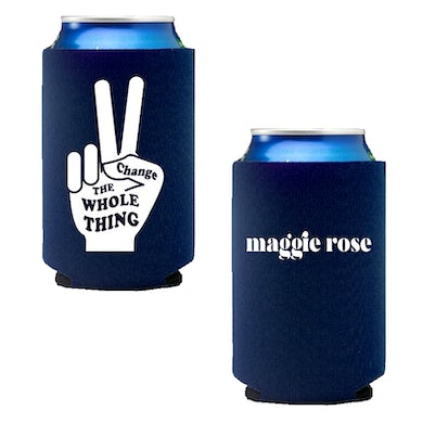 Maggie Rose Navy Can Coolie