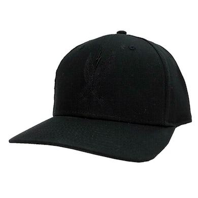 Jimmie Allen Black on Black Ballcap