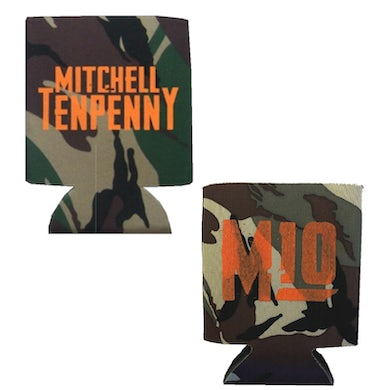 Mitchell Tenpenny Camo Can Coolie