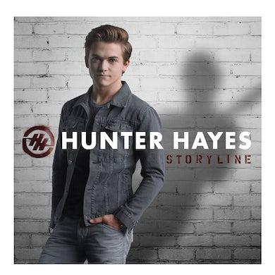 Hunter Hayes CD- Storyline