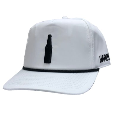 HARDY White Beer Rope Hat