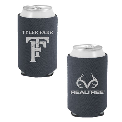 Tyler Farr Charcoal Can Coolie