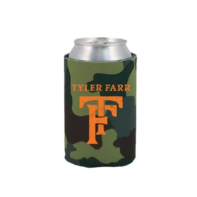 Tyler Farr Camo Can Coolie