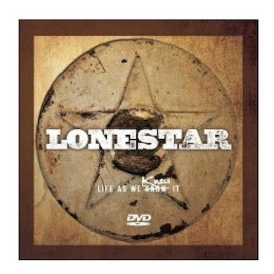 Lonestar DVD- Life As We Knew It