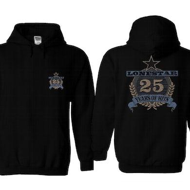 Lonestar Black Pullover Hoodie